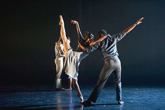 Ballet Black Martin Lawrance's 'Captured'