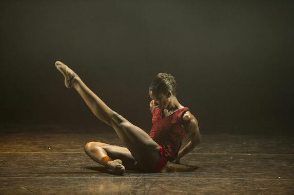 Ballet Black Cira Robinson in Robert Hylton's 'Human Human Revolution'
