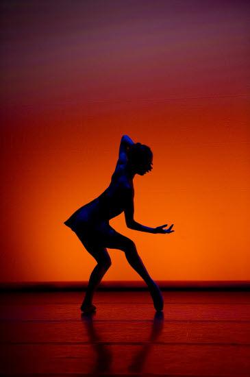 Ballet Black Sarah Kundi in Henri Oguike's 'Da Gamba'