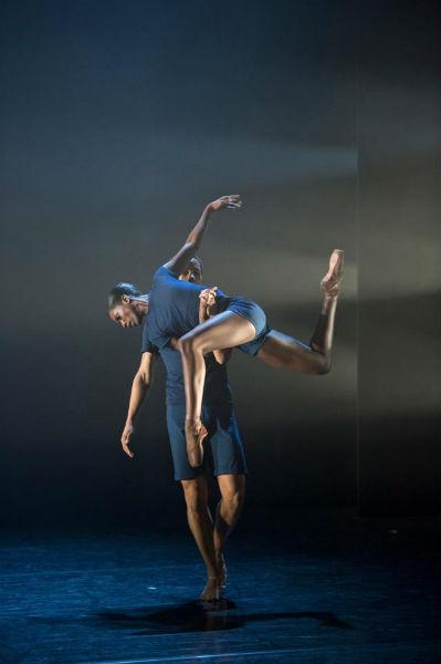 Ballet Black Cira Robinson in Robert Binet's 'Egal'