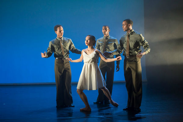 Ballet Black in Christopher Marney's 'War Letters'