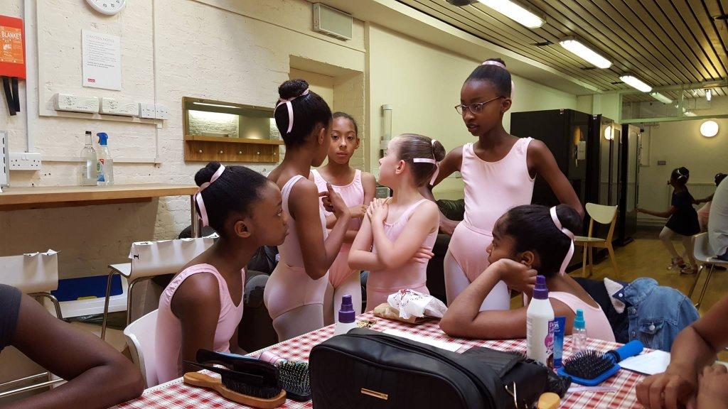 Ballet Black Junior School Ballerina
