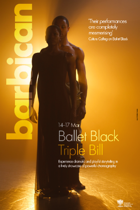 Ballet Black's Ingoma 2019 by Mthuthuzeli November at the Barbican