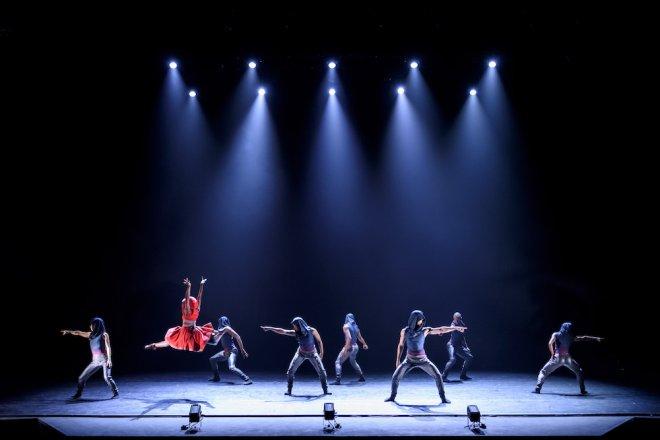 Ballet Black Ballerina Red Riding Hood Annabelle Lopez Ochoa