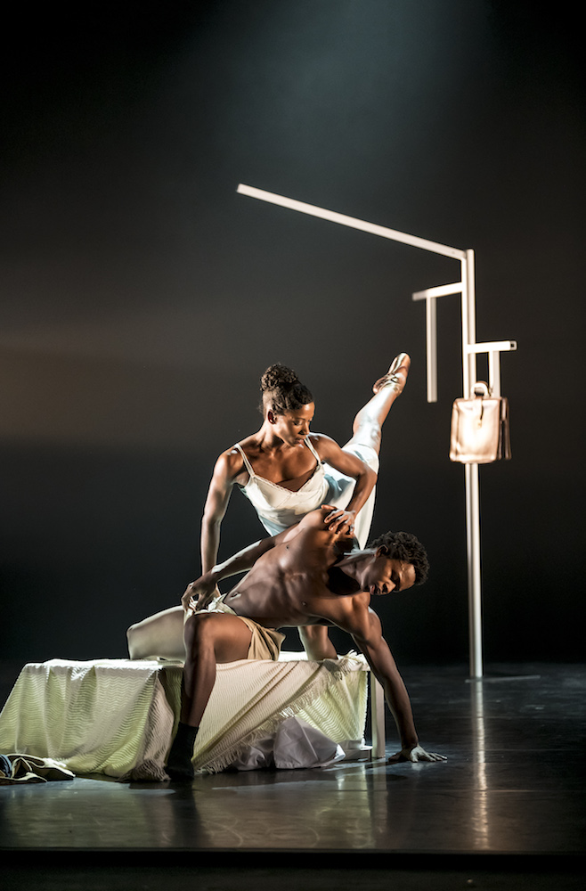 Ballet Black Ballerina The Suit by Cathy Marsten Cira Robinson Mthuthuzel Novemberi